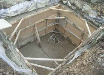 Погреб на дачном участке: как построить самостоятельно