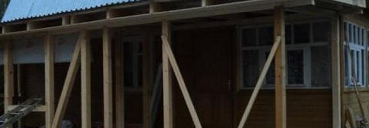 Как сделать пристройку к дому своими руками? Видео по монтажу сооружения!