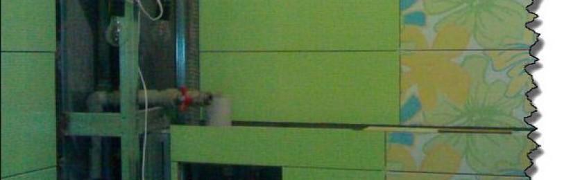 Своими руками прячем трубы в стены и короб