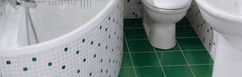 Как обустроить маленькую ванную комнату: чтобы было удобно!