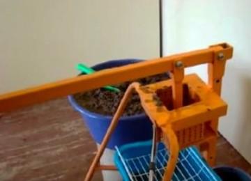 Производство топливных брикетов из опилок в домашних условиях