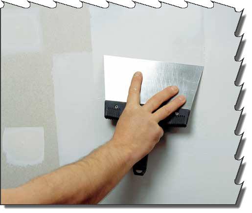 подготовка стен к покраске