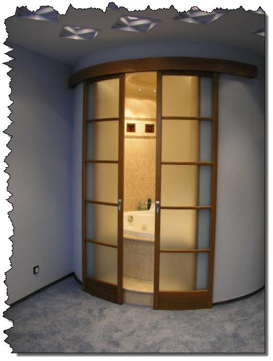 выбор двери для ванной