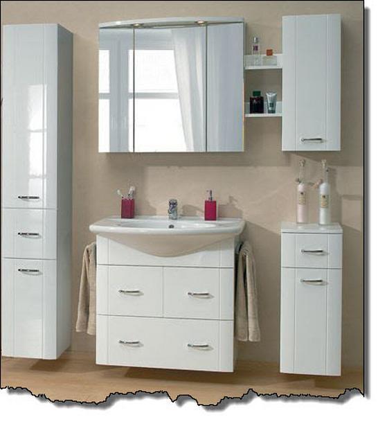 выбор мебели для ванной