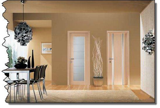 интерьер двери