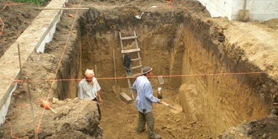 яма для погреба