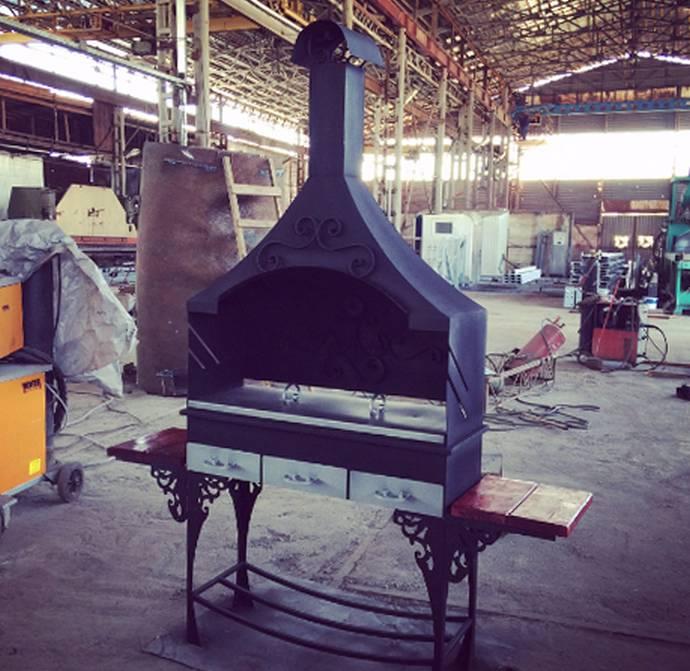 металлическая конструкция на заказ