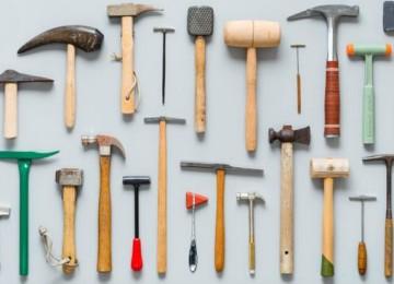 Самые необходимые инструменты для домашней мастерской