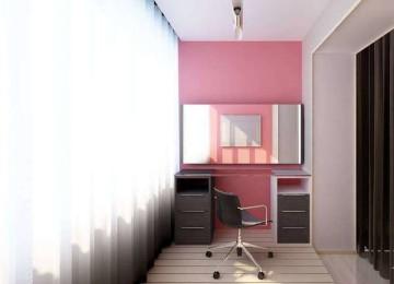 Обустройство комнаты из балкона или лоджии