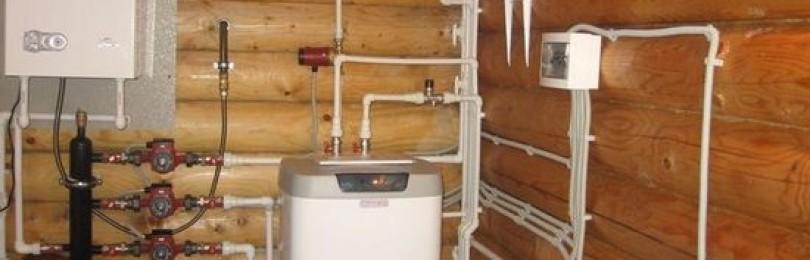 Отопление в деревянном доме: электрическое, газовое, твердотопливным котлом. Лучшие способы обогрева!