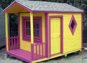 Как построить временное жилье на дачном участке