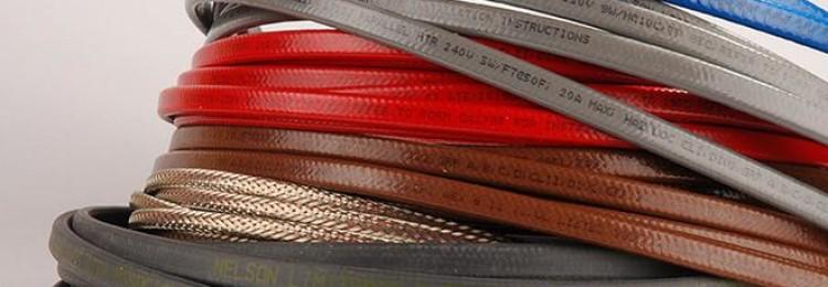 Виды греющих кабелей для трубопровода. Правила монтажа