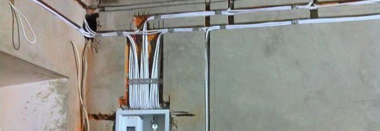 Монтаж электрической проводки в доме своими руками