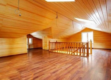 Обзор материалов для внутренней отделки деревянного дома после постройки