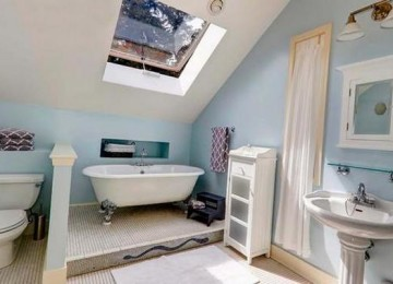 Особенности отделки ванной комнаты в стиле прованс