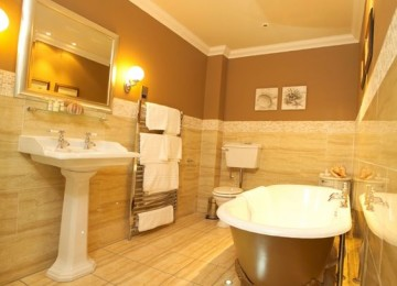 Идеи светового оформления ванной