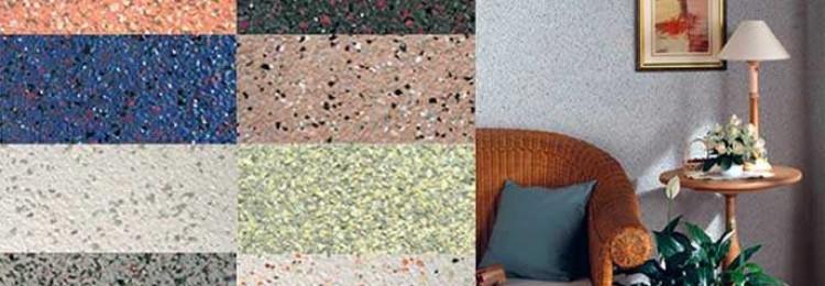 Флоковое покрытие в интерьере: нанесение