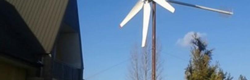 Как выбрать ветряк для частного дома? Определяемся с установкой для выработки электроэнергии!