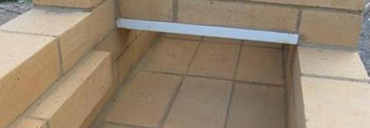 Как самому сделать кирпичный мангал на даче