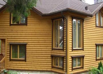 Варианты отделки каркасного дома внутри и снаружи