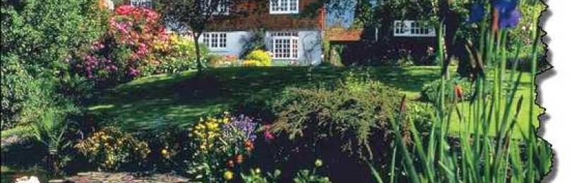 Возвращение к природе в пейзажном садовом стиле