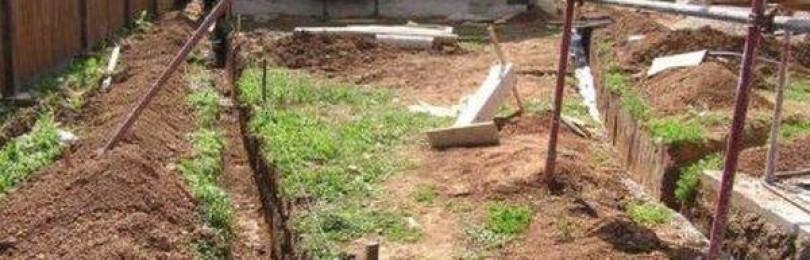 Как самостоятельно осушить загородный участок