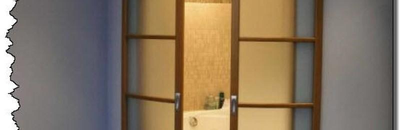 Выбираем дверь для ванной и правильно вставляем