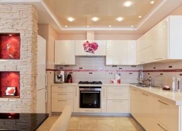 Какой потолок лучше выбрать для кухни