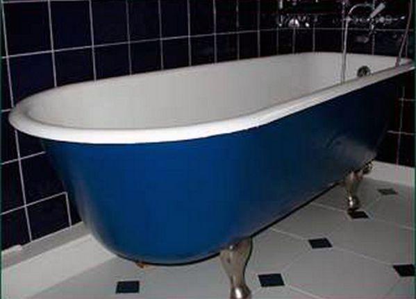 фото чугунной ванны