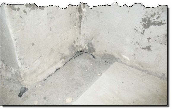 заделка трещин и дефектов