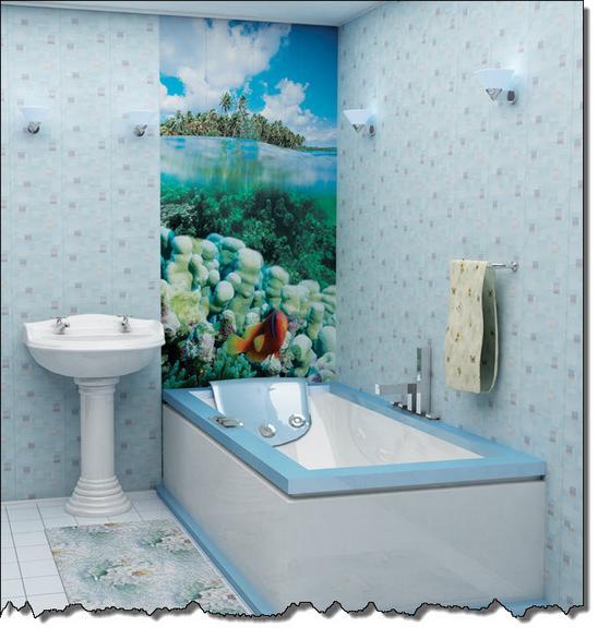 ванная материалы для отделки