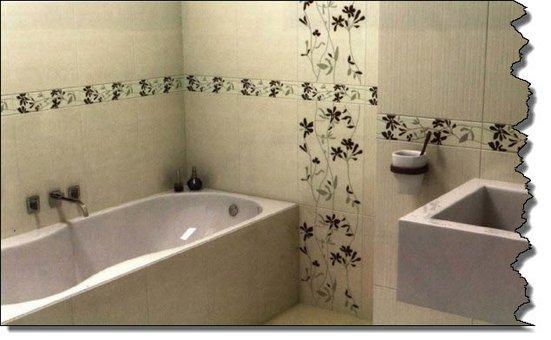 материалы для отделки ванной комнаты