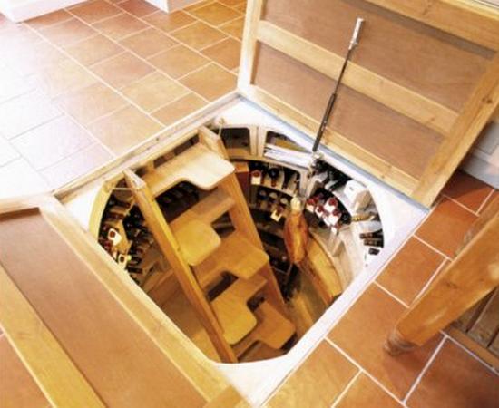 где построить погреб