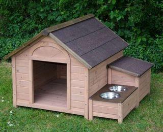 домик для псины